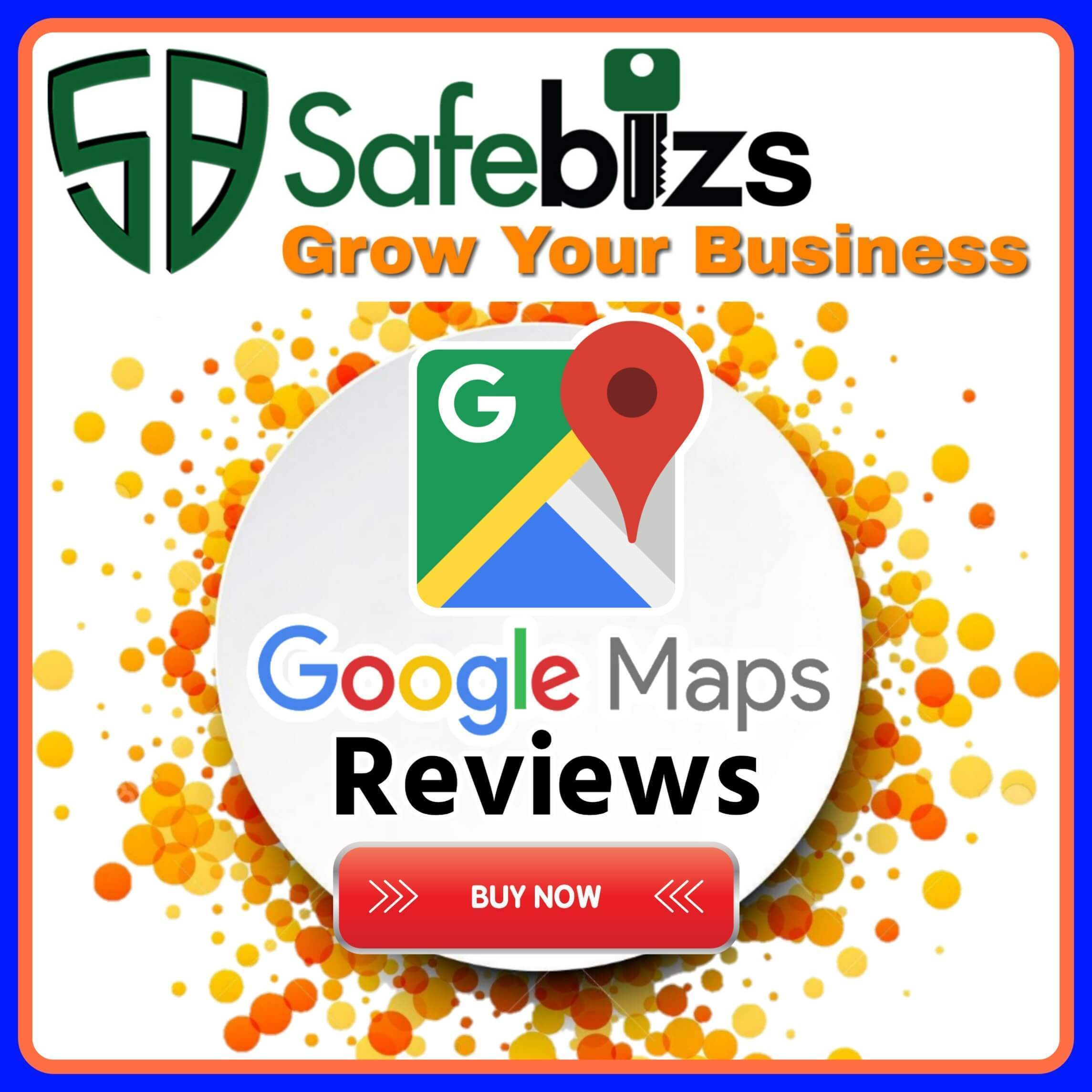 Buy Google Maps Reviews - 100% Best Google Reviews