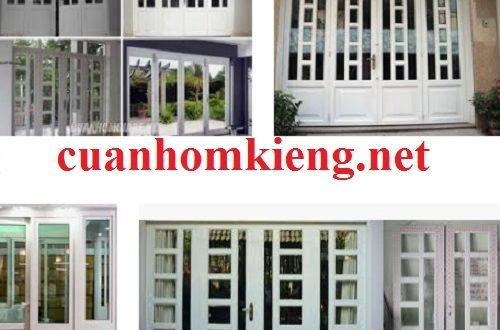 Cửa nhôm kính 4 cánh hệ 1000 giá rẻ, chất lượng tốt nhất | Trang tin bất động sản