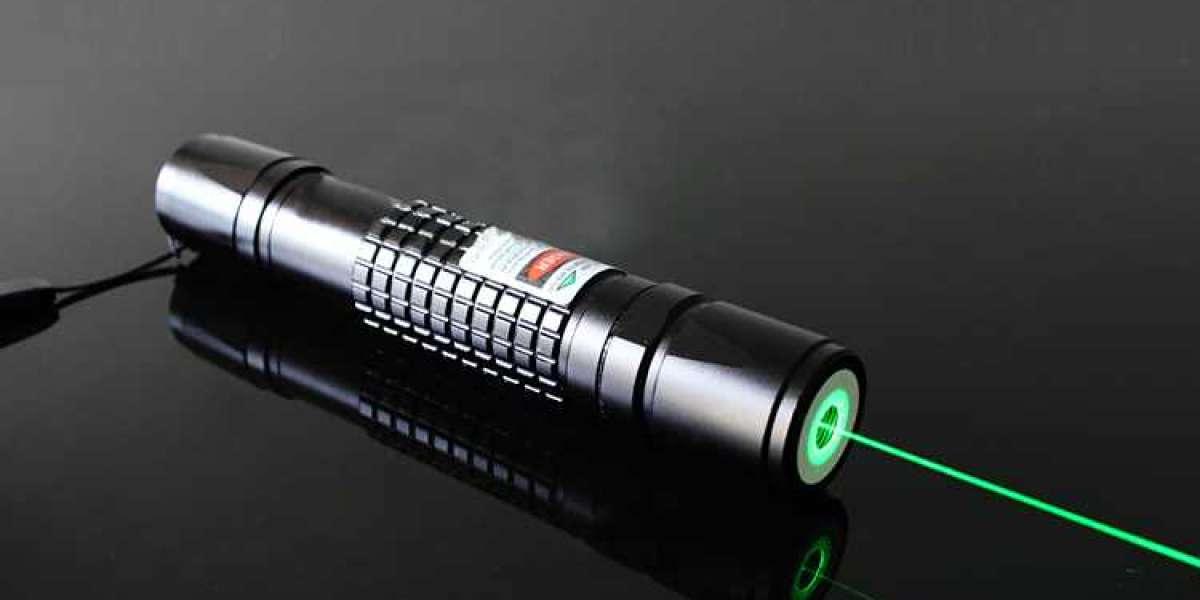 赤外線レーザーポインタービーム入射信号受信システム