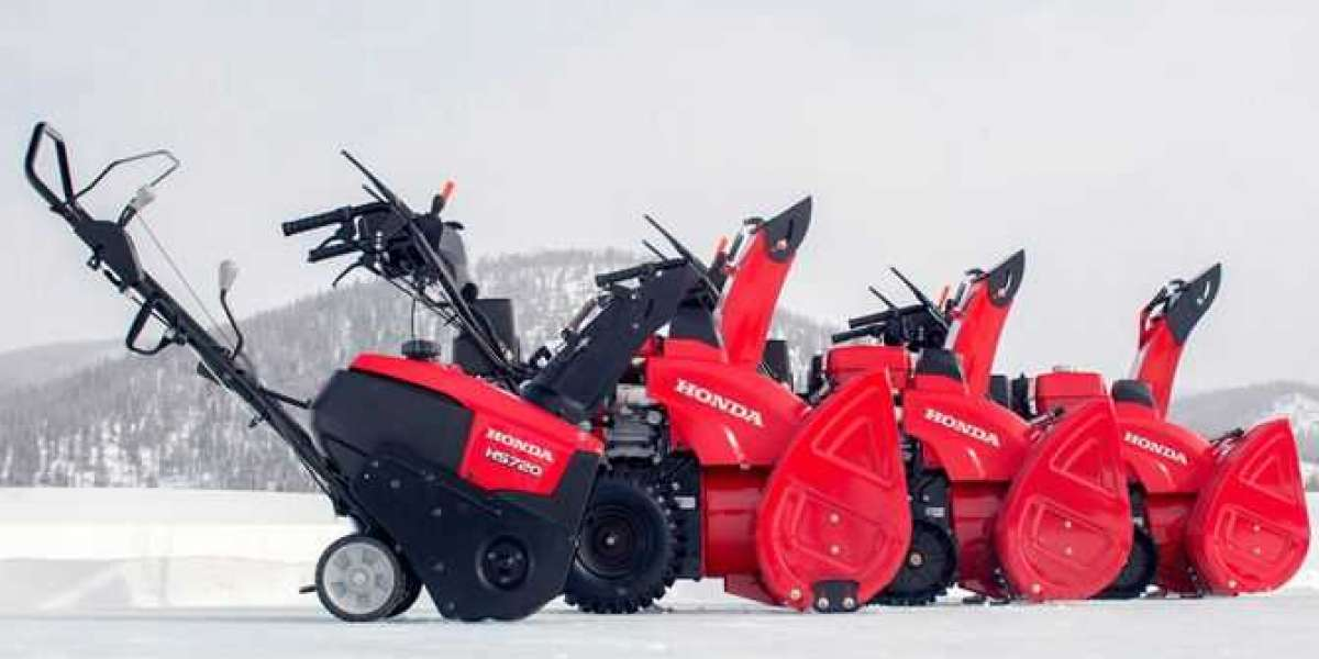 MTD Snow Blowers - The Power to Get the Snow Blower You Need