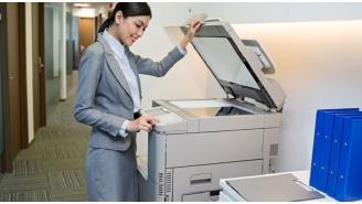 Đầu tư mở tiệm photo thì nên mua hay thuê máy photocopy?