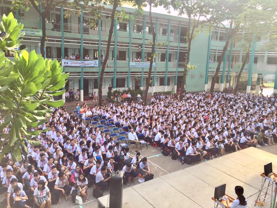 Nâng tầm giáo dục – trường cấp 3 uy tín tại Sài Gòn » Truongtuthucuytintaitphcm