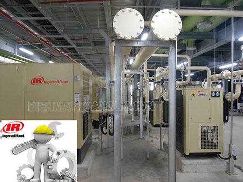 Tổng hợp tài liệu máy nén khí Ingersoll Rand hữu ích cho bạn