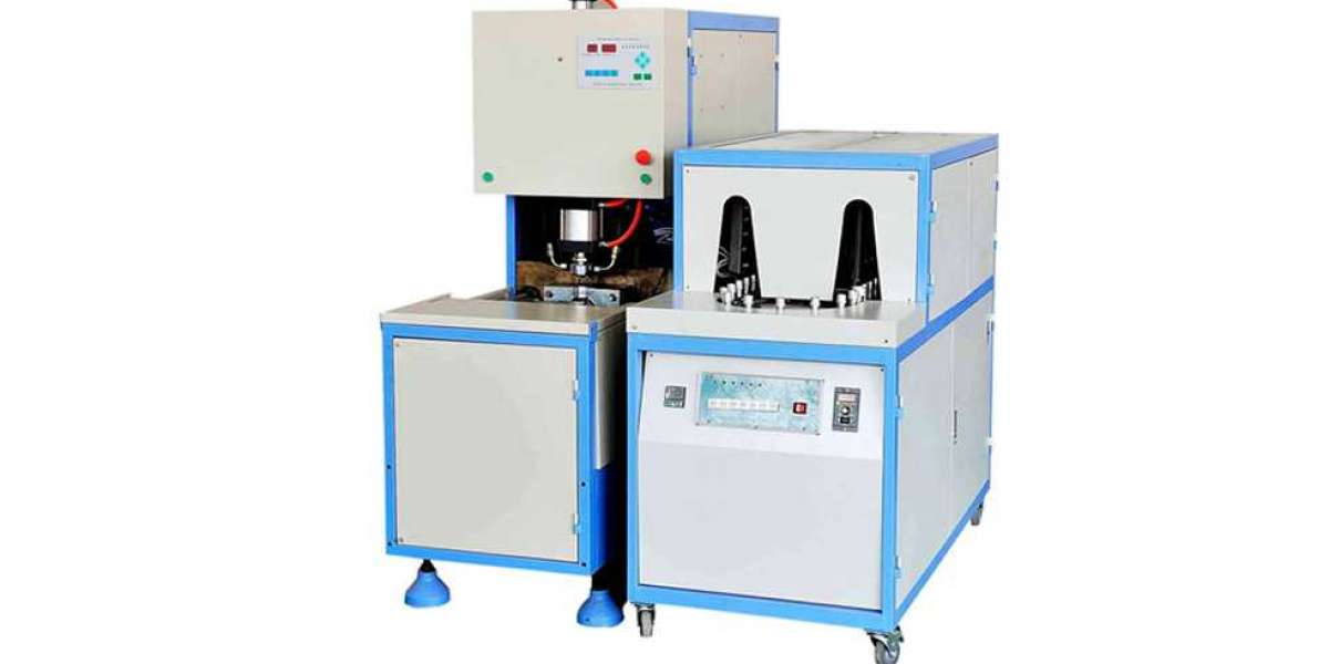 Bottle Blowing Machine Process -- Master Packing Co.,Ltd.