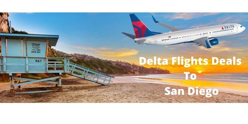 Delta Flights To San Diego - Delta Flights To San Diego Today