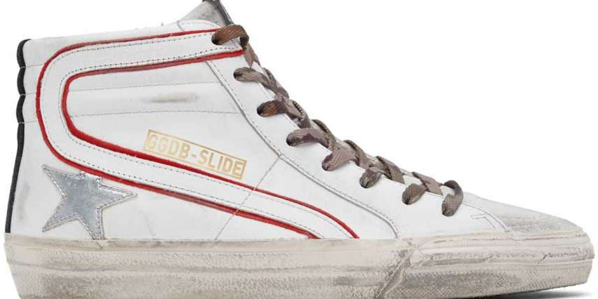 Golden Goose Sneaker given