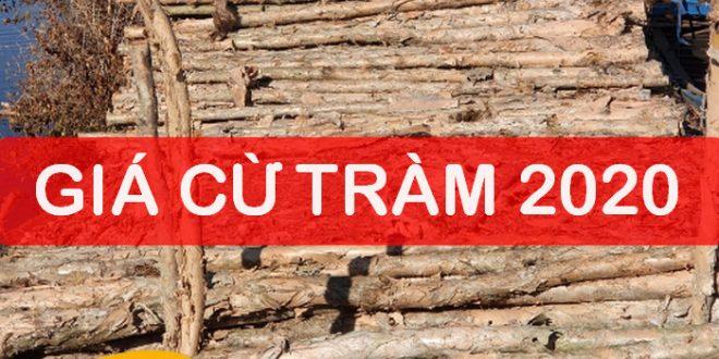 1️⃣ Bảng báo giá cừ tràm 2020 Tại TPHCM [Bán cừ tràm Giá Rẻ] 2020