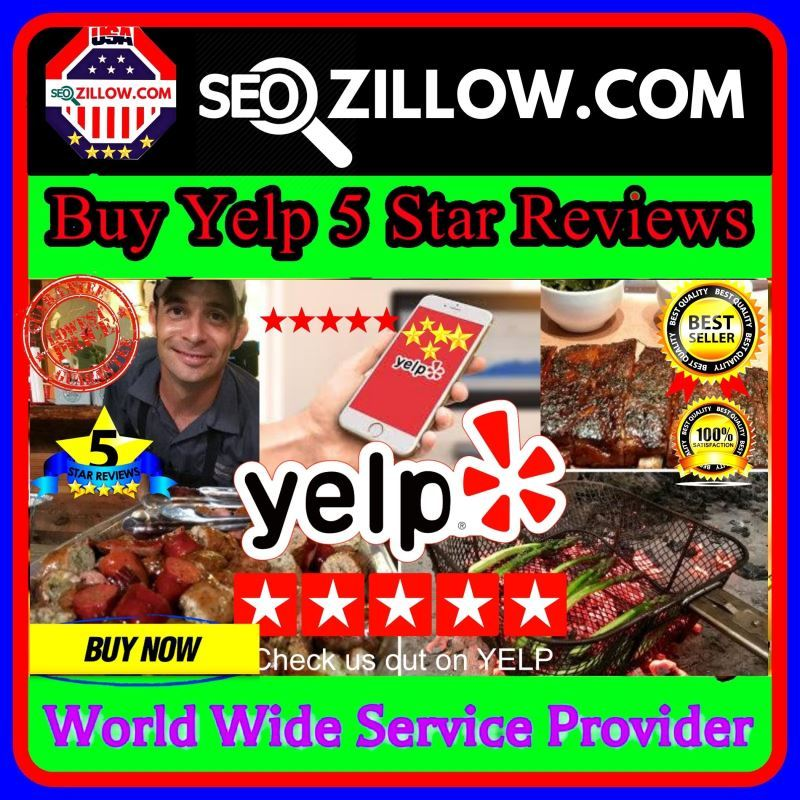 Buy Yelp Reviews - 100% Safe And Permanent
