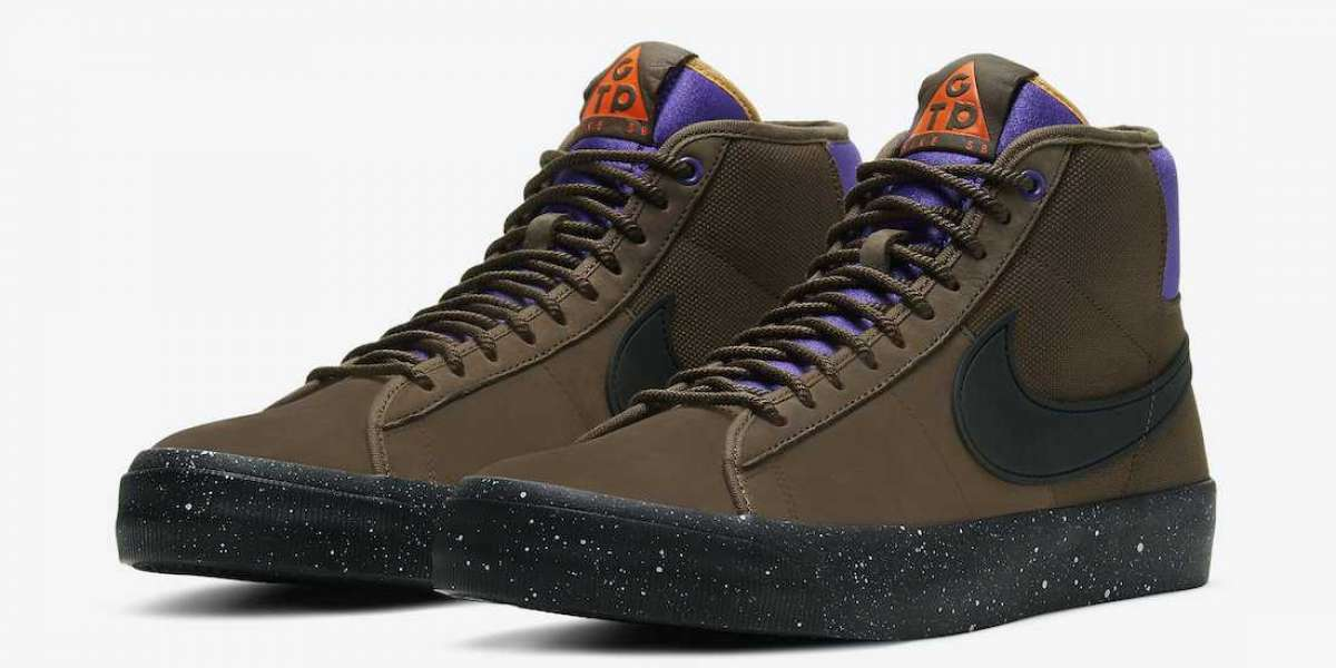 """DC0615-200 Nike SB Blazer Mid GT Pro """"GTP"""" to release on October 10th, 2020"""