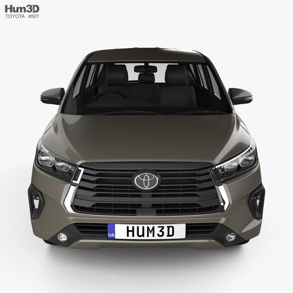 Toyota Innova 2021 đã nhận đặt cọc tại Việt Nam, về đại lý trong tháng 10