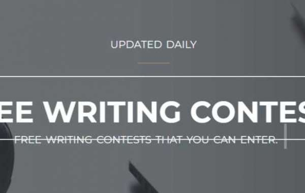 Reasons Why You Should Take Part In Online Fiction Writing Contests