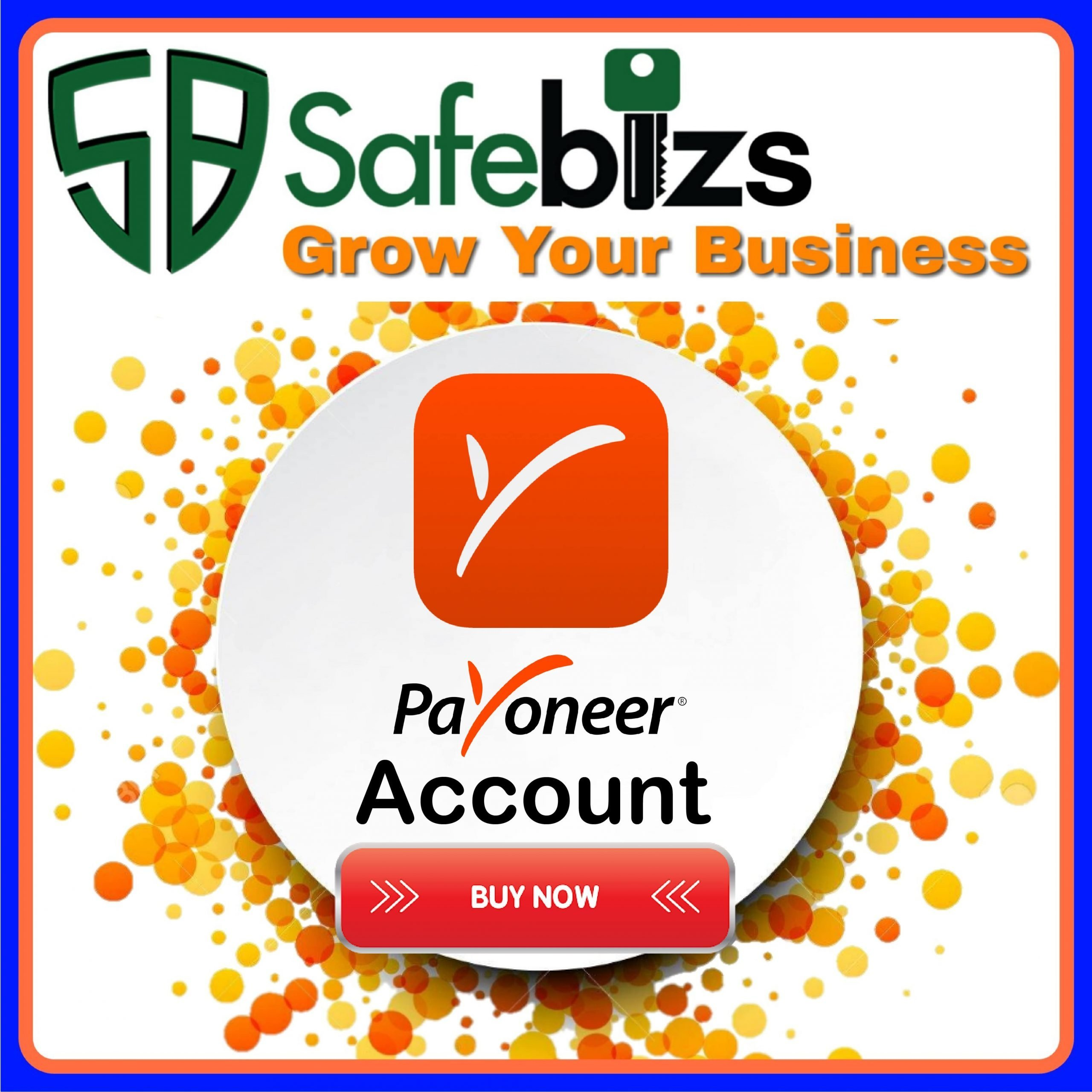 Buy Verified Payoneer Accounts - Payoneer with Documents