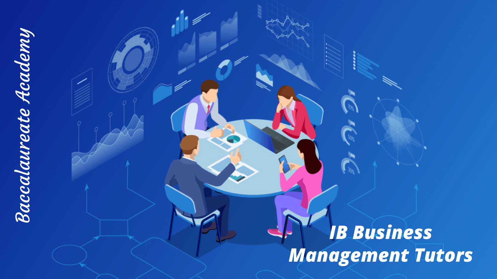 IB Business Management Tutors | Online IB Business Management Tutor- Baccalaureate Academy