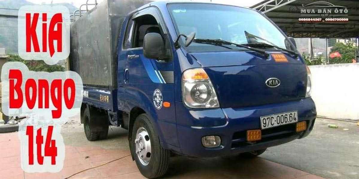 Cách kiểm tra mua xe tải Kia cũ chất lượng