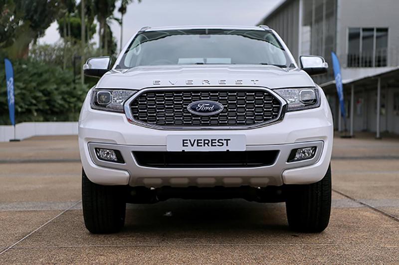 Ford Everest 2021 ra mắt Thái Lan, sắp bán tại Việt Nam