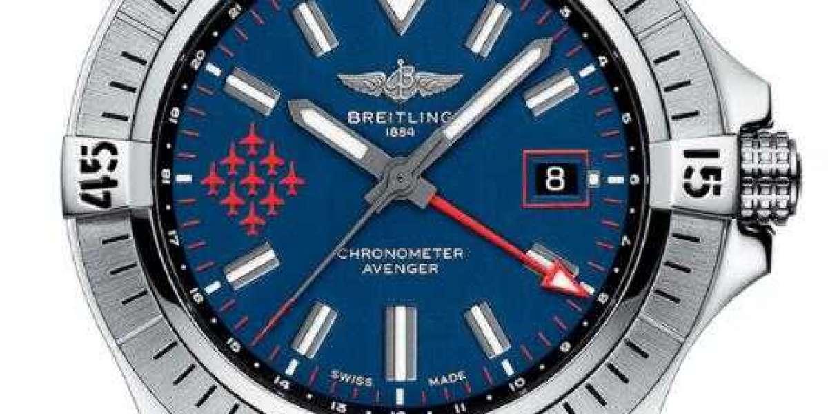 Breitling AVENGER BLACKBIRD 44 V17311AU/I526 109W Replica Watch