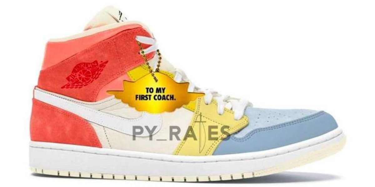 """Air Jordan 1 """"To My First Coach"""" Will Debut In Summer 2021"""