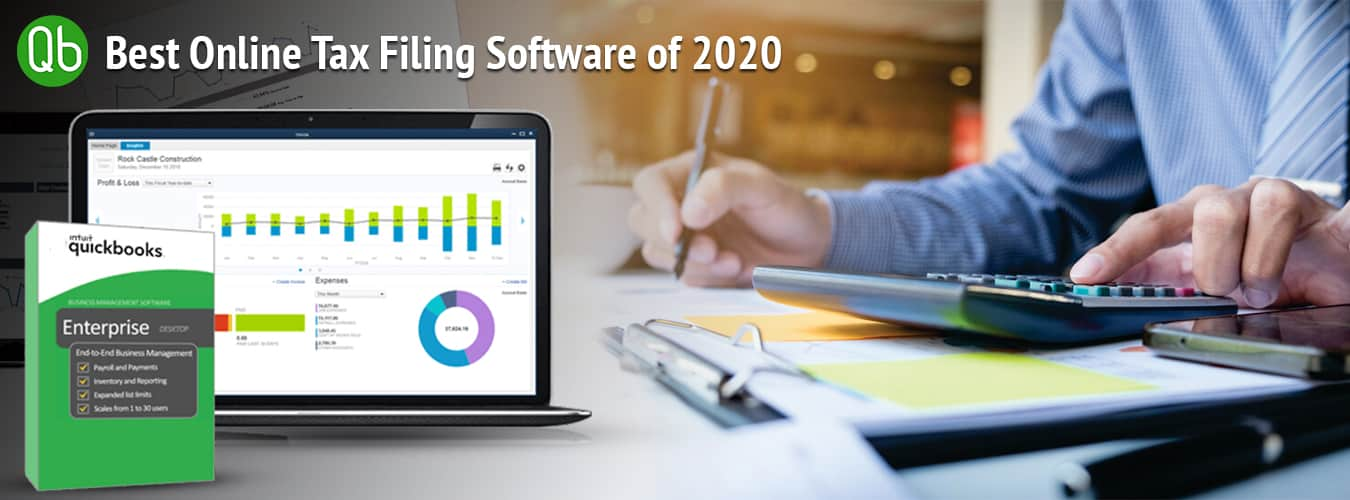 Best Online Tax Filing Software of 2020 | Leading Tax Filing Software