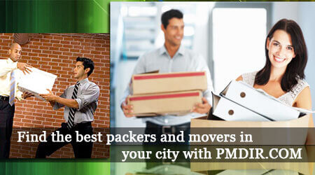 Top 15 Affordable Packers and  Movers in Gurgaon - PMDIR