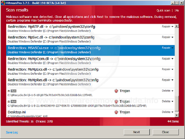 """How to Fix """"This File Contained a Virus and was Deleted"""" Error 