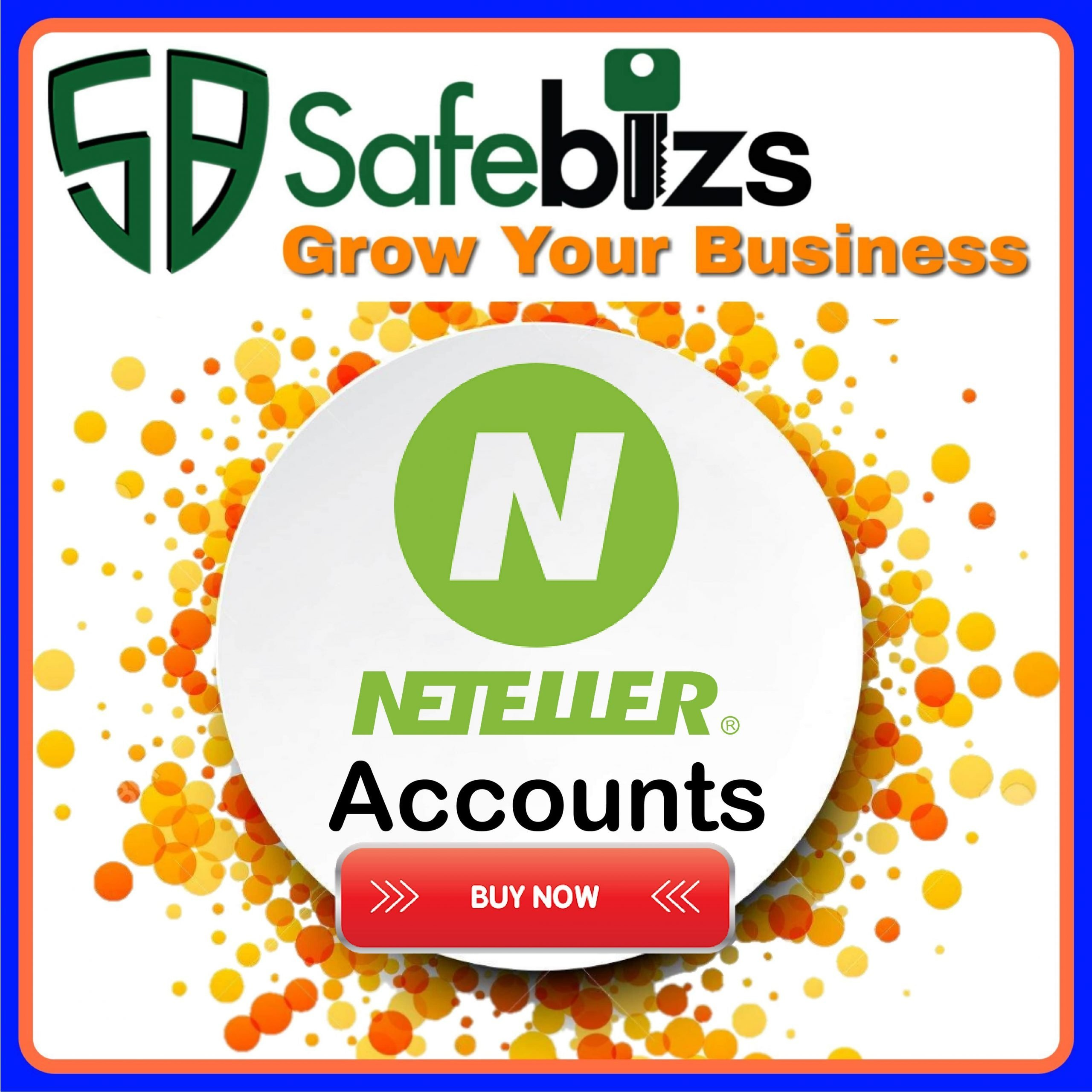 Buy Verified Neteller Accounts - Neteller account for Bet365