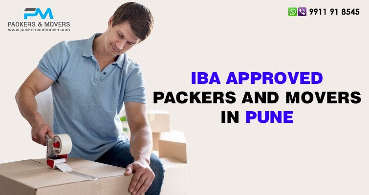 IBA Approved Packers and Movers / Transporters in Pune, Maharashtra - Packers and Movers