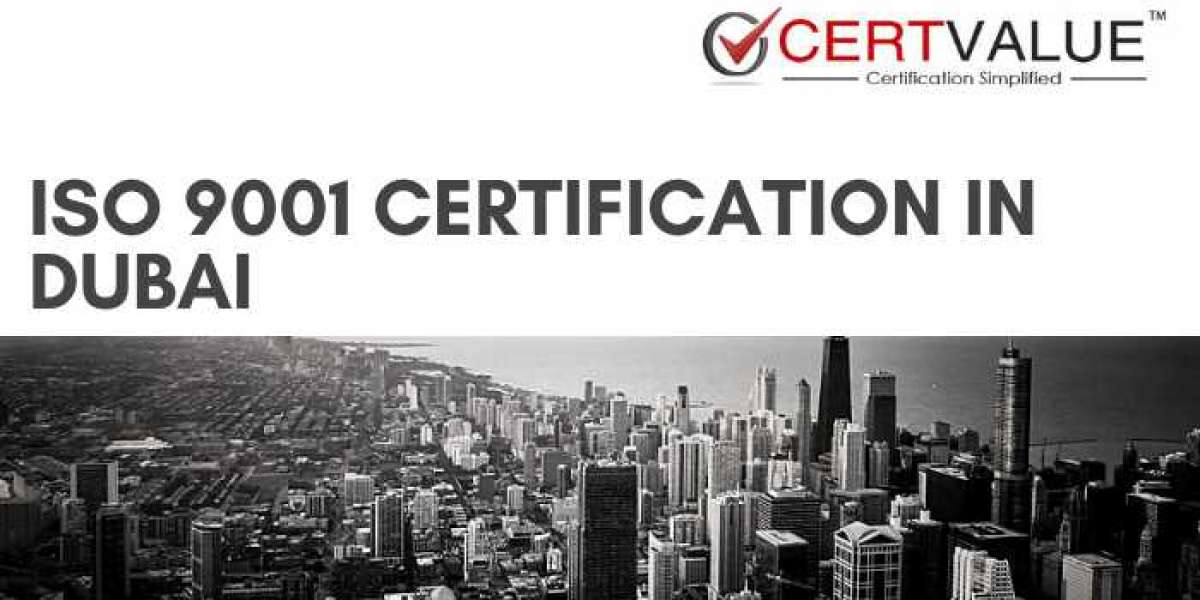 Can ISO 9001 be used for machine shops in Dubai?
