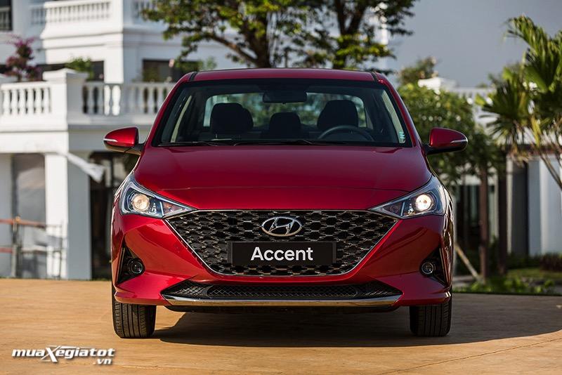Hyundai Accent 2021 giá lăn bánh, Đánh giá xe và Hình ảnh (12/2020)
