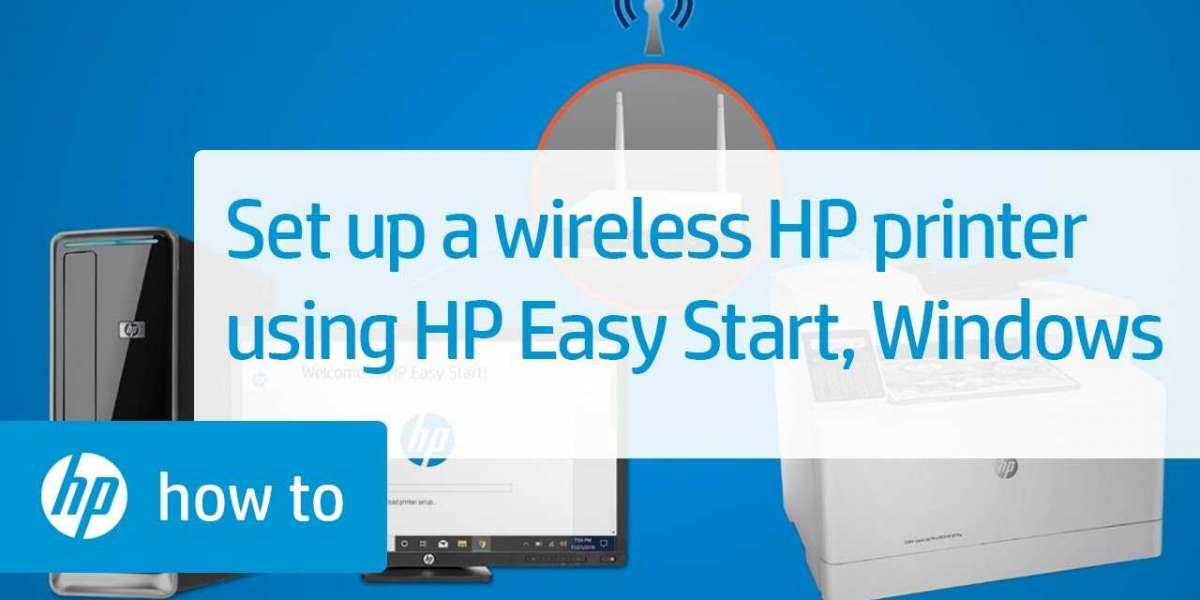 Complete Guide to Setup HP Wireless Printer Get Connected in a Easy way