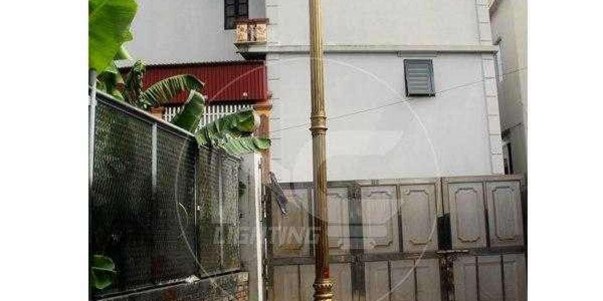Nơi mua cột đèn sân vườn Vĩnh Phúc chất lượng