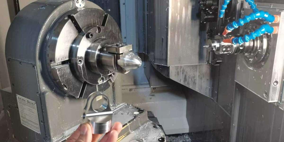 china CNC machining services