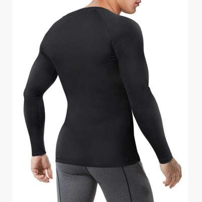 Nebility Long Sleeve Compression Shirts For Men Profile Picture