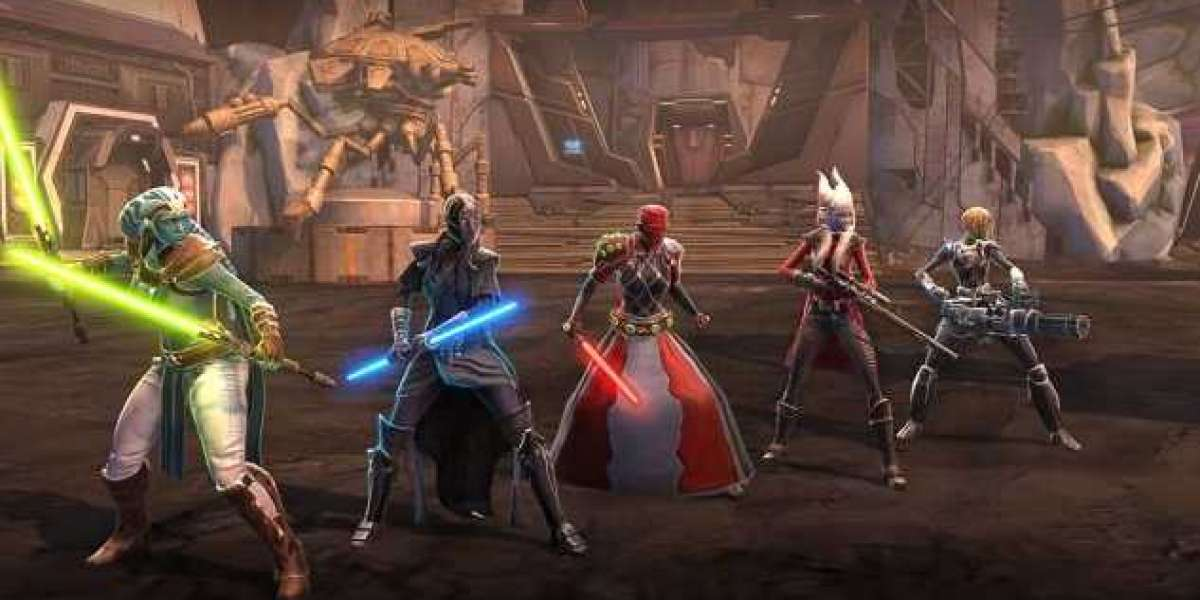 SWTOR in-game event schedule for January 2021