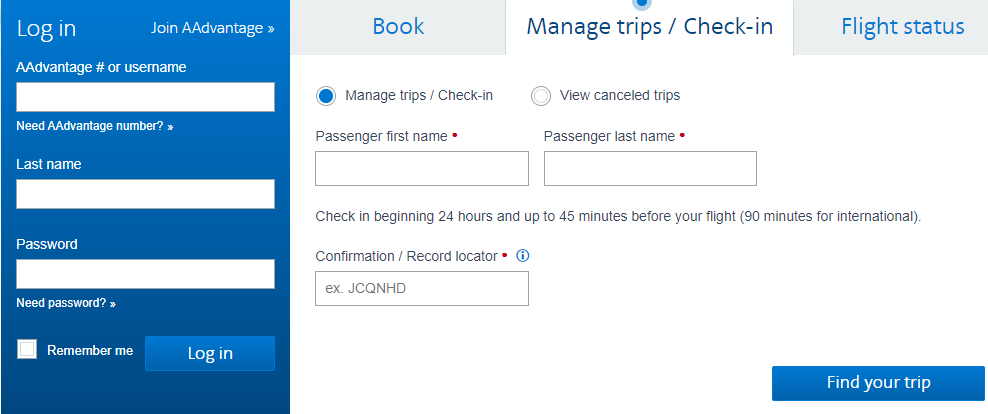 American Airlines Book A Flight Reservations: Group Travel