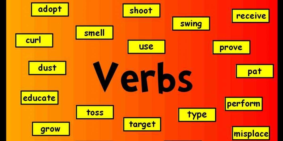 Động từ – các loại động từ trong tiếng Anh