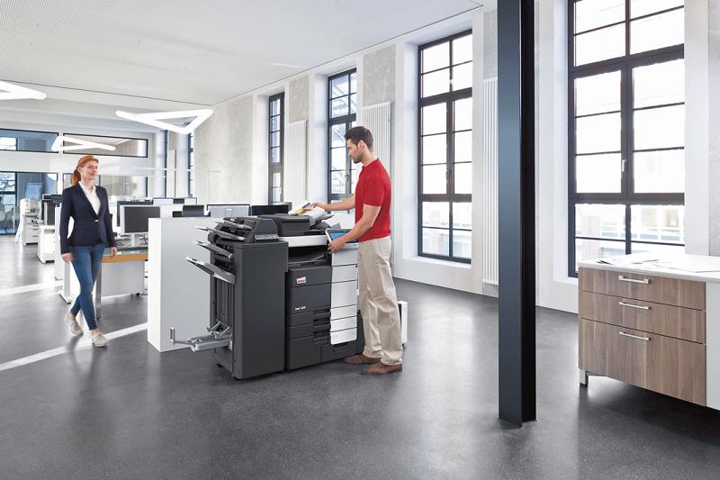Hướng dẫn cách đặt password cho máy Photocopy Ricoh đơn giản