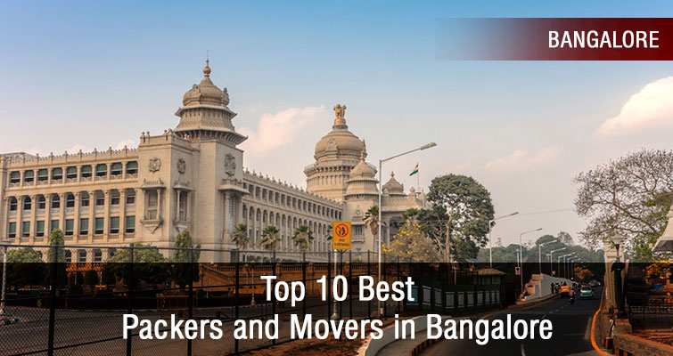 Top 10 Best Packers and Movers in Bangalore List for Budget Moving