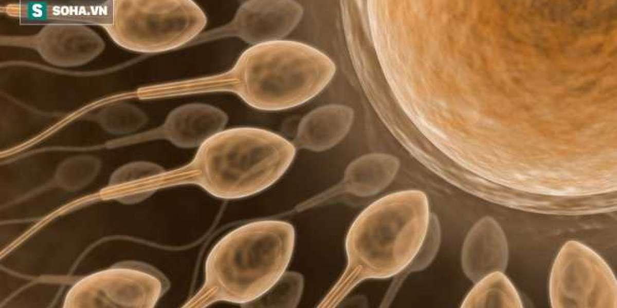 Tinh trùng dính bên ngoài liệu có thai không