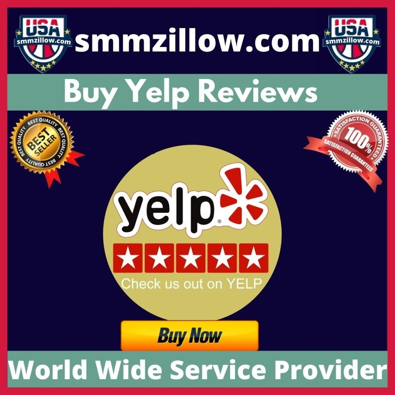 Buy Yelp Reviews - 100% Non-Drop Verified Reviews