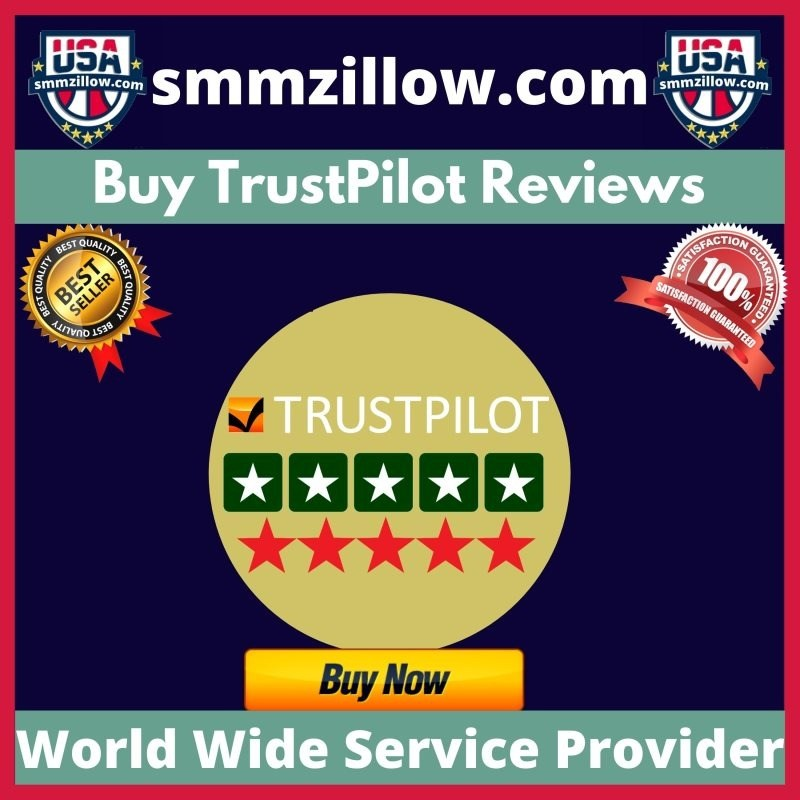 Buy Trustpilot Reviews - 100% Positive Trustpilot Reviews
