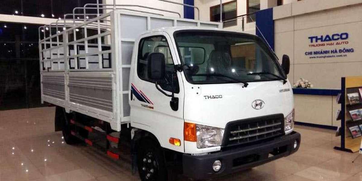 Giá cả một số xe tải Hyundai cũ và mới năm 2021