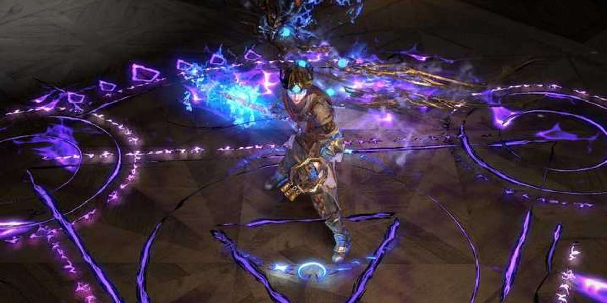 "News game ""Path of Exile"" unveiled and dated ""Echo Atlas"""