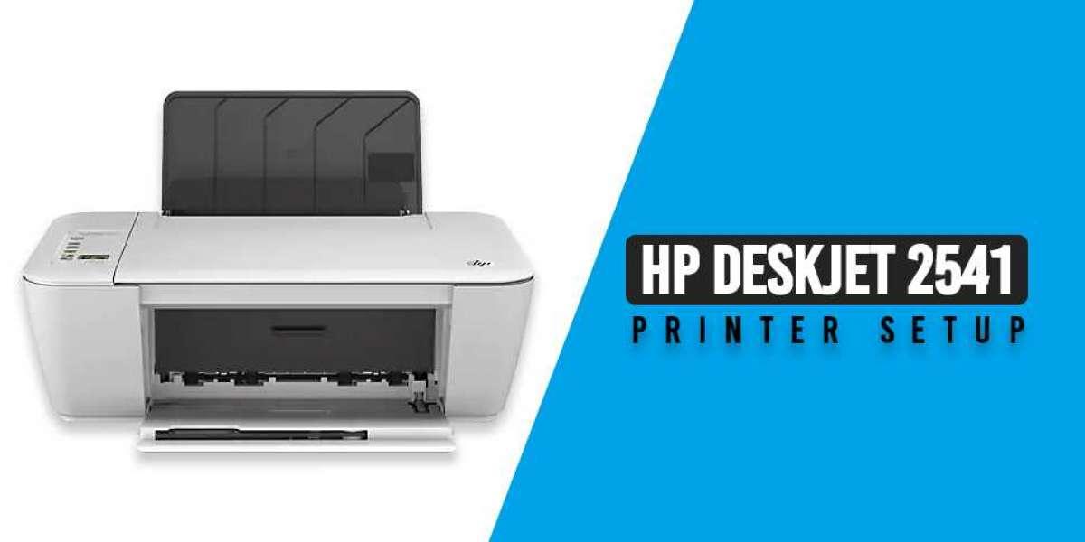 HP Deskjet Printer Setup driver Installation