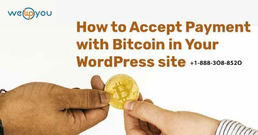 Accepting Payment with Bitcoin WooCommerce on WordPress site!