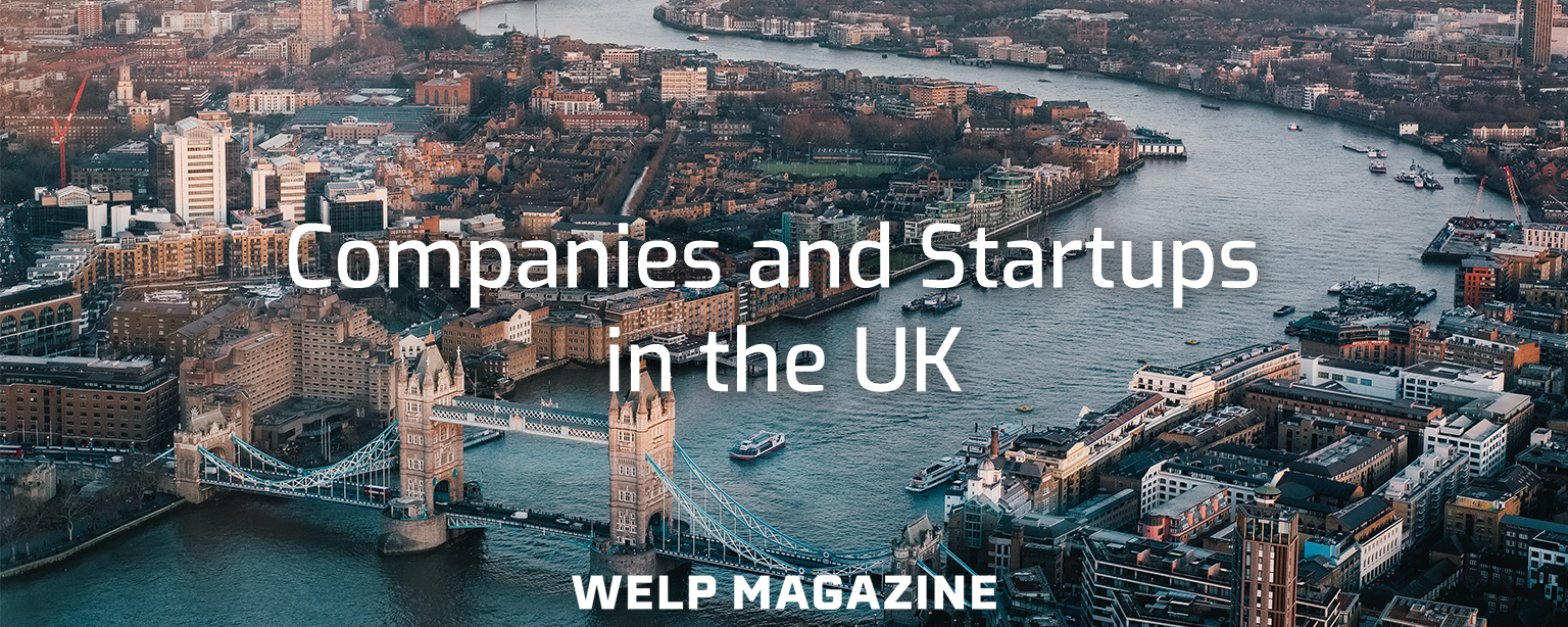 101 Best Graphic Design Companies and Startups in the UK – Welp Magazine