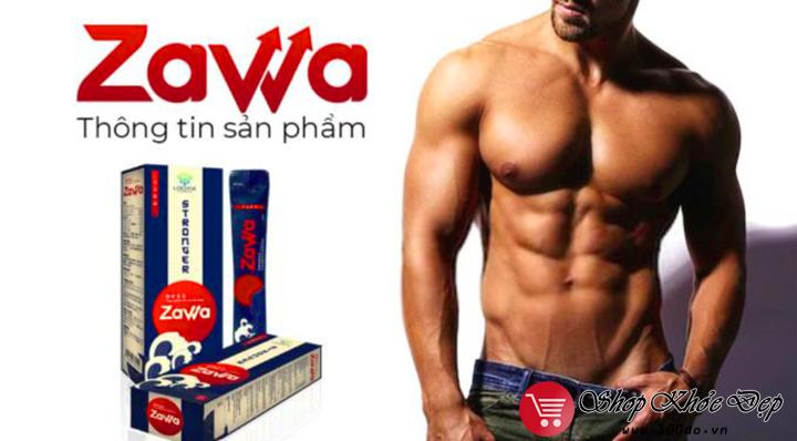 """HỎI """"ZAWA 1 hộp giá bao nhiêu tiền? ZAWA mua ở đâu chính hãng?"""""""