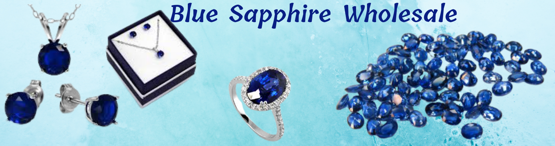 Best Blue Sapphire Wholesaler | Supplier | Delhi (India)