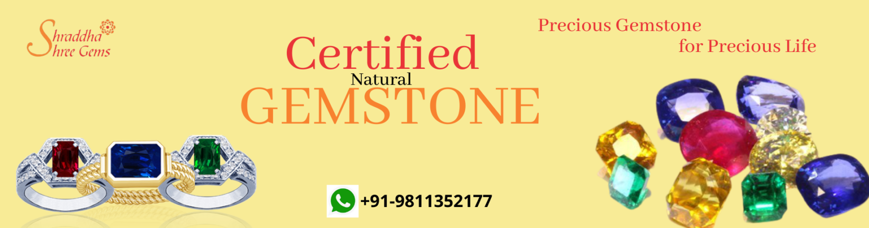 Buy 100% Natural Wholesale Gemstone At Affordable Price