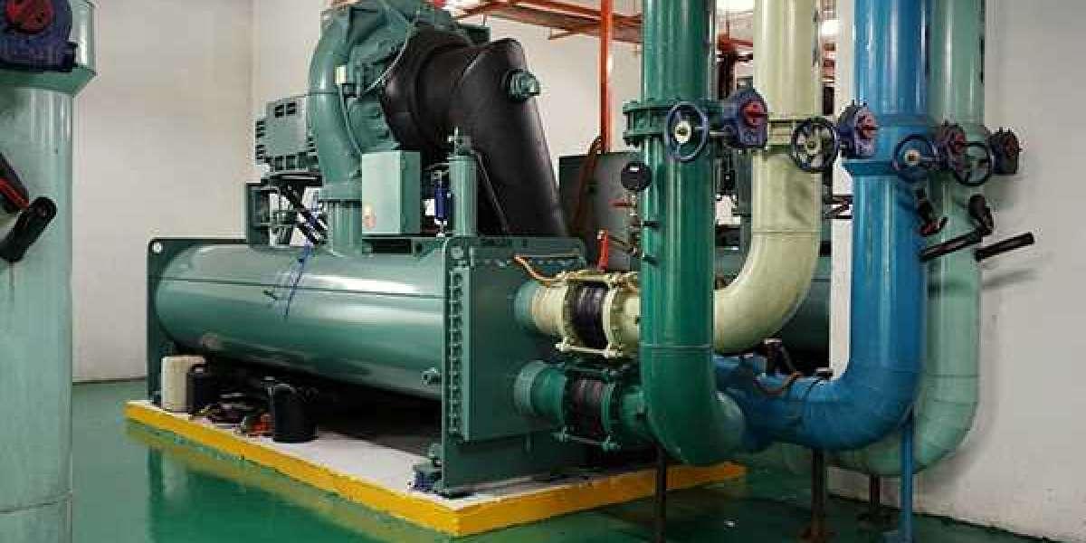 Các lỗi thường gặp và giải pháp khắc phục trên hệ thống máy lạnh Chiller
