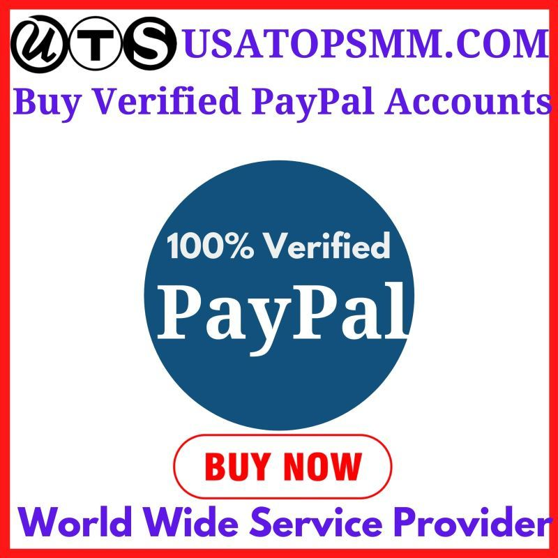 Buy Verified PayPal Accounts - 100% Secure Verified PayPal